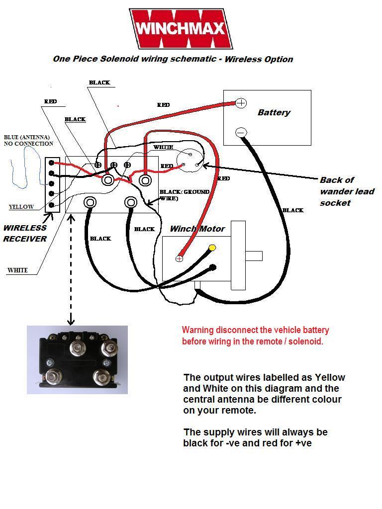 relais treuil