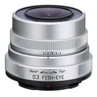 Pentax Fish-Eye 3.2mm f/5.6