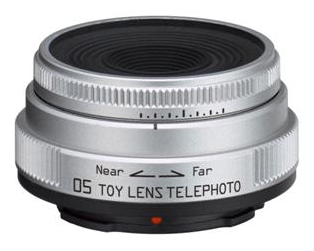 Pentax Toy Lens Telephoto 18mm f/8