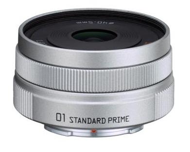 Pentax Standard Prime 8.5mm f/1.9 AL [IF]