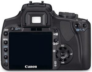 Canon EOS 400D de dos