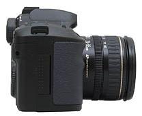 le Canon EOS D30 de côté