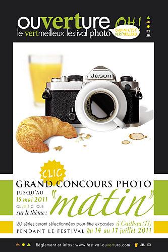 Grand concours photo du festival Ouverture, Matin