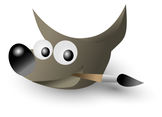 Aperçu de Wilber, le logo de The Gimp