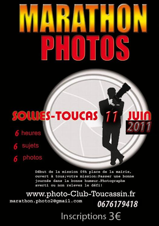 5ème Marathon photos de Solliès-Toucas
