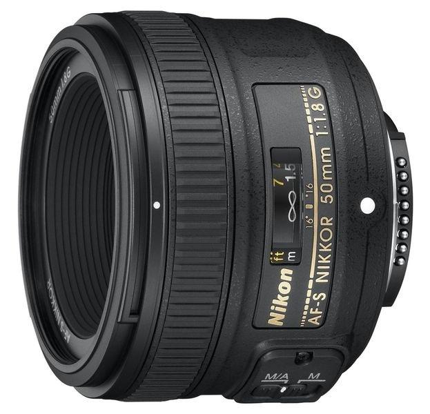 L'AF-S Nikkor 50mm f/1.8G