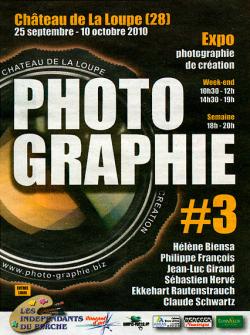 Photo graphie, 3ème édition