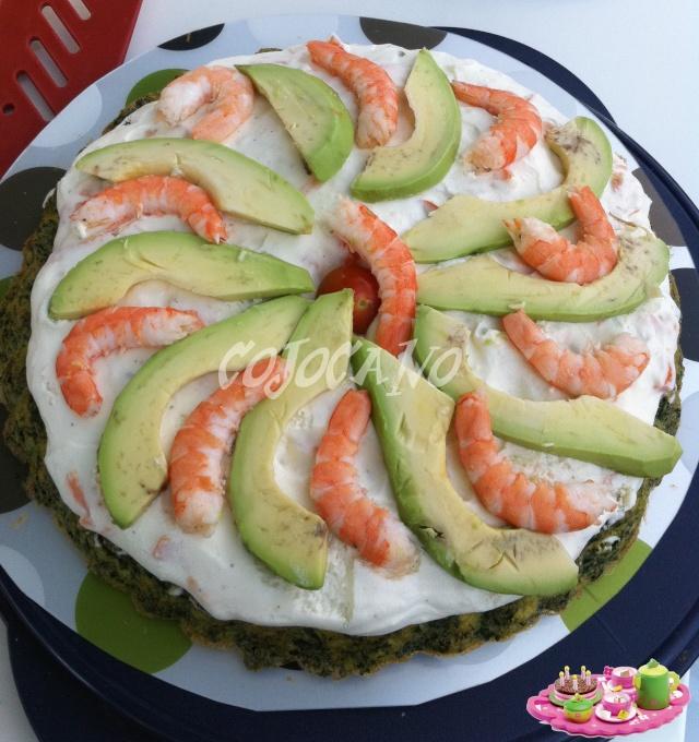 Entrees salades tartes salees les petits plats dans les grands - Comment presenter des crevettes en entree ...