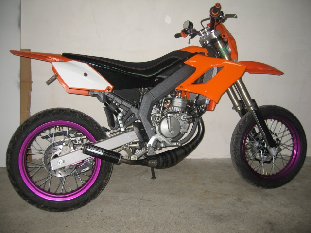 derbi derbi drd replica ktm propulsed by bidalot prepa. Black Bedroom Furniture Sets. Home Design Ideas