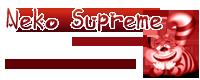 Super neko suprême héroïne de NxI || admin suppléante