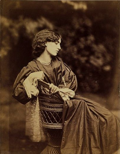 Jane Burden Morris dans Portraits 63090710
