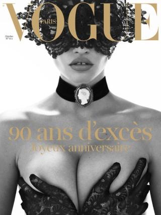 Les 90 ans de Vogue !  dans Message du jour photo110