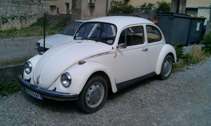 coccinelle vw 1970