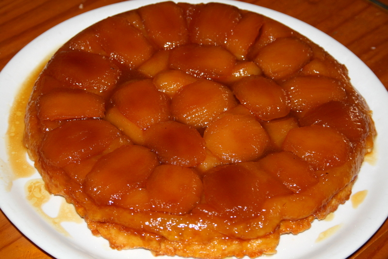 Caramelised Celery Tarte Tatin With Parmesan Crust Recipe ...