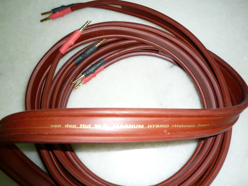 Van den hul magnum hybrid speaker cables usesold brandvan den hul magnum hybrid speaker cable length22m pricerm sold condition810 contact012 2399890 sciox Image collections