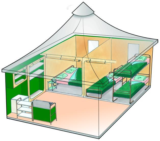 quelle toile de tente choisir. Black Bedroom Furniture Sets. Home Design Ideas