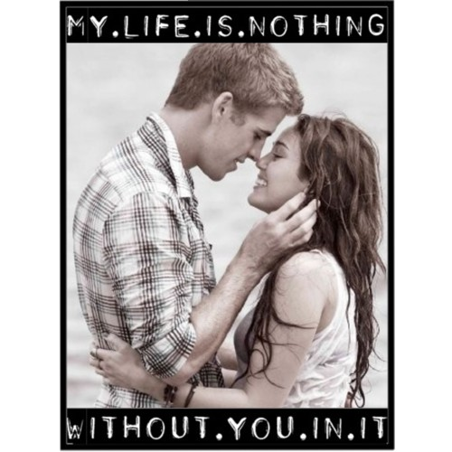Without U My Life Is Nothing Quotes