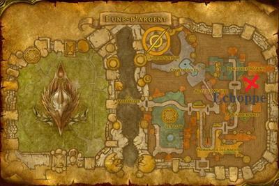 Groupe Lames d'Argent - Sword Art Online RPG
