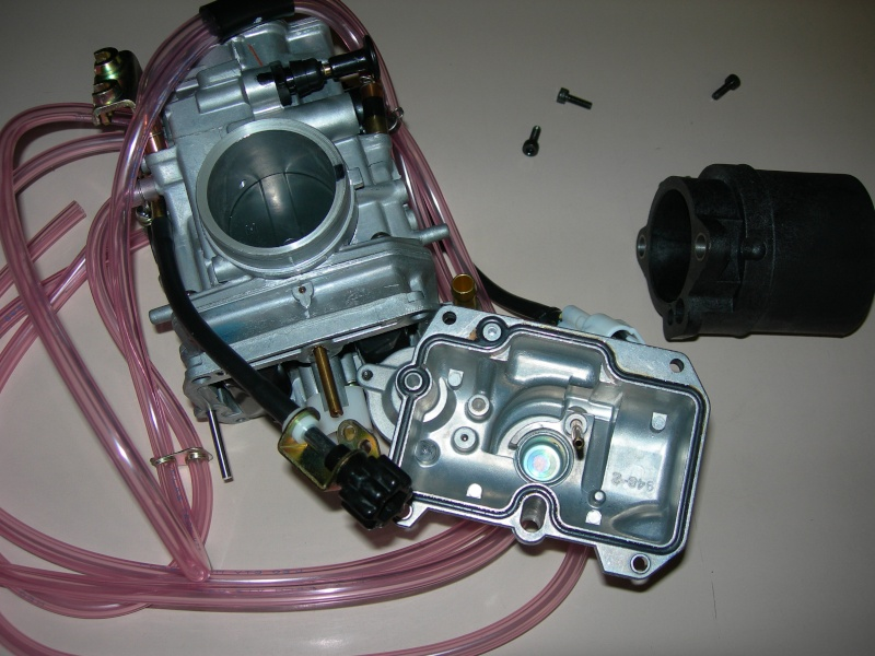 Carburatore ingolfato