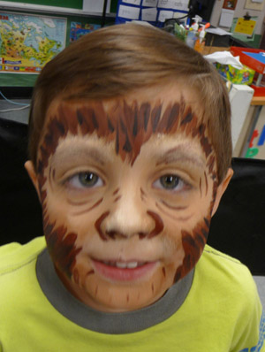 Face Painting Zoo Animals http://www.facepaintforum.com/t3413p45-zoo-animals