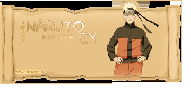 New Naruto EX - Beta Version