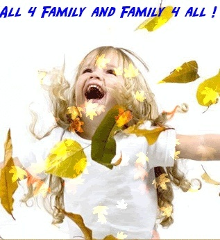 All 4 Family and Family 4 all !!