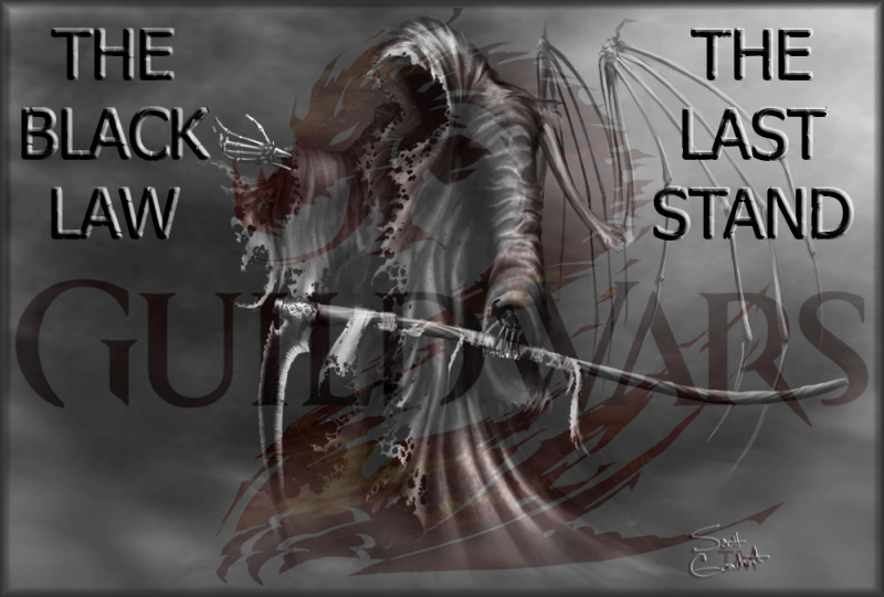 THE BLACK LAW GUILD WARS 2 !!