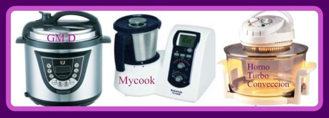 Foro Cocina con  Mycook y Ollas Programables