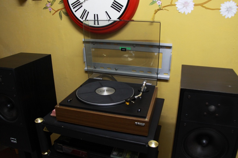 Yamaha Cs 50p Turntable Used Sold