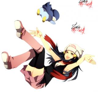 Votre personnage du jeu pr f r - Louka pokemon ...