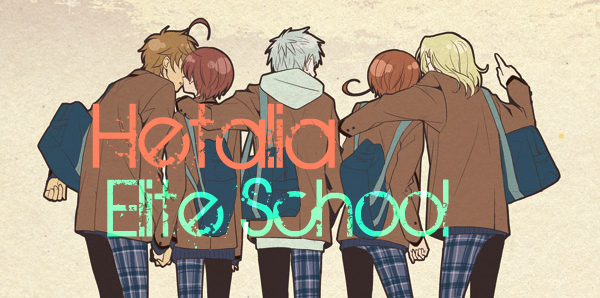 Hetalia: Elite School