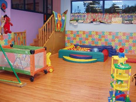 Guarderia y jardin de infantes for Guarderia tu jardin