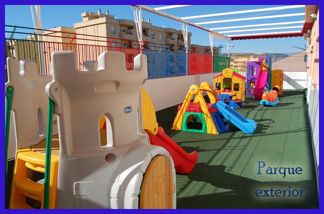 Guarderia y jardin de infantes for Azul naranja jardin de infantes
