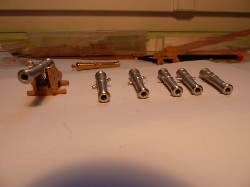 Fabrication d 39 un moule de canon page 3 - Canon de percage ...