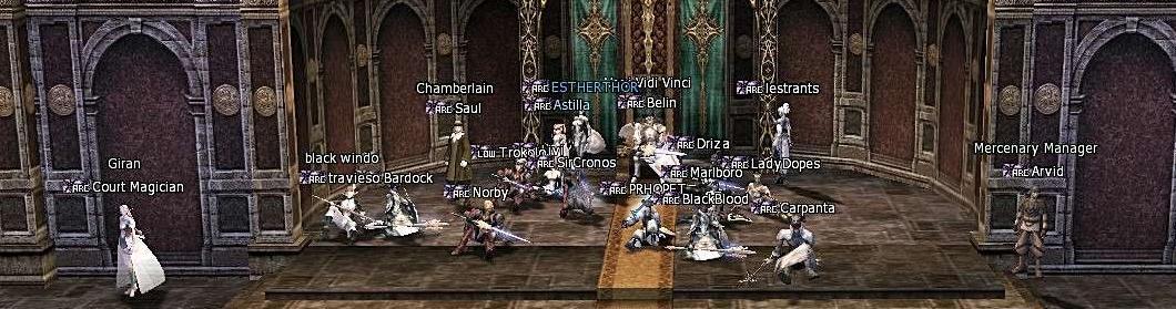 Clan Arcángeles
