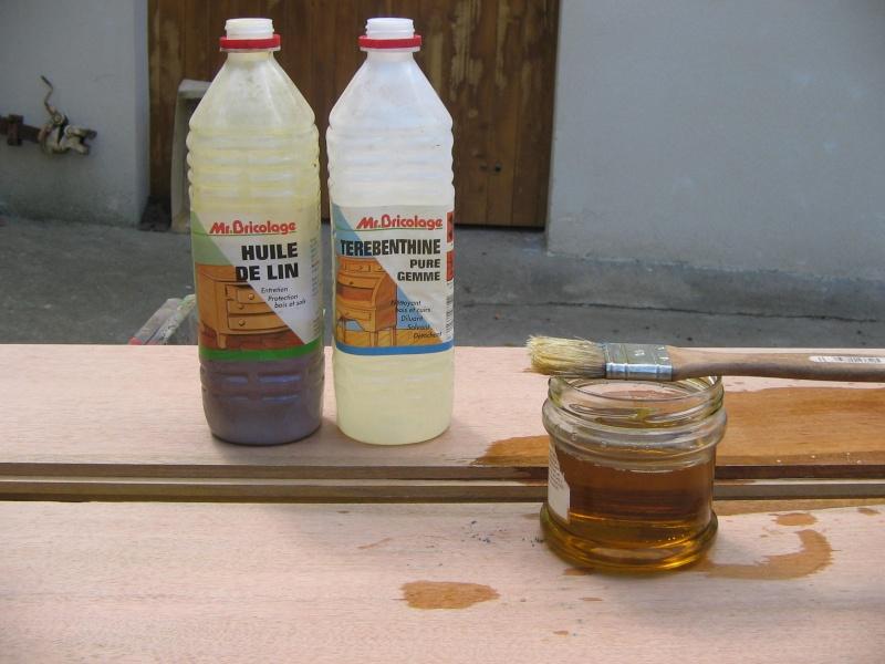 Suite bientot un pp3 j 39 esp re la restauration page 8 - Traitement bois huile de lin essence de terebenthine ...