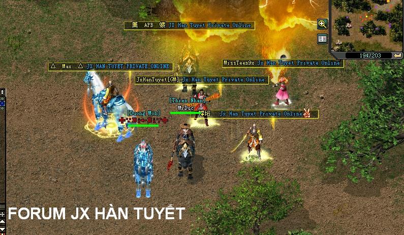 Jx Hàn Tuyết Forums