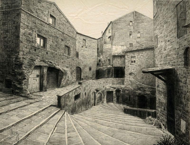 Montorio, pueblo de brujas