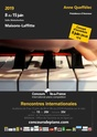 Affiche Rencontres internationales de Piano IDF