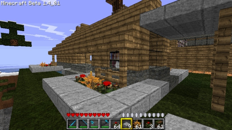 Maison D Cube S1 Modifie Par Moi Minecraft Fr Forum
