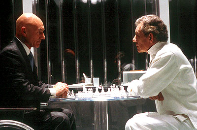 An actual chess match between these two, if done right, could be so intense.