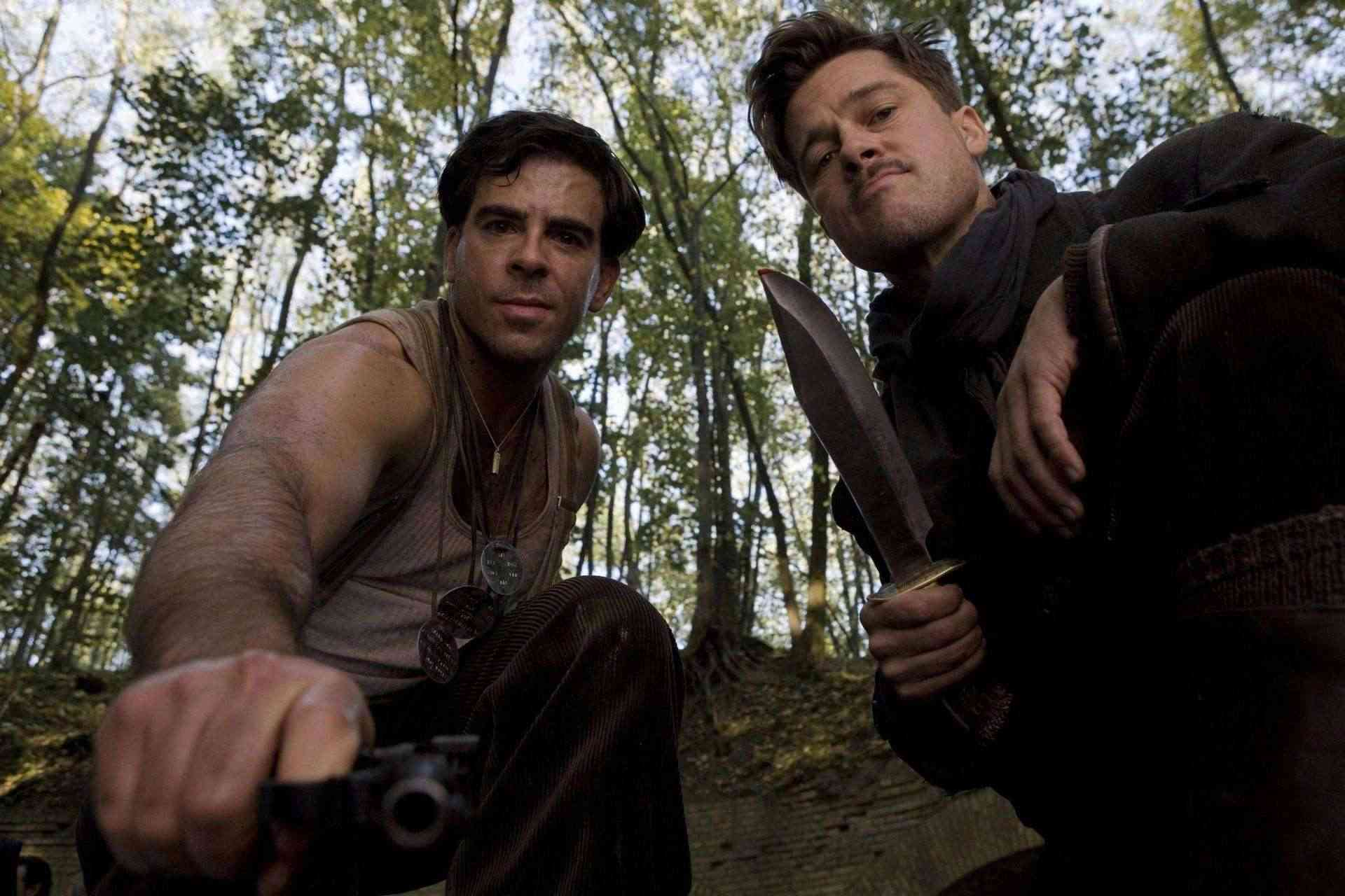 reviews inglourious basterds  you don t want to know what he just