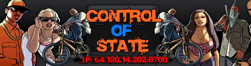 Control Of State