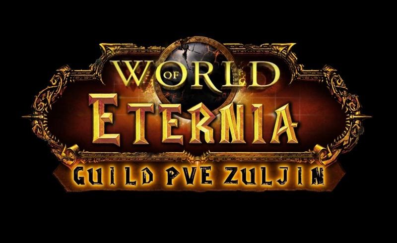 Guild Eternia Zul'Jin