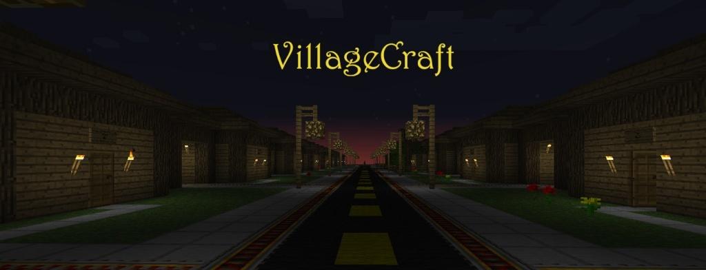 ☞ VillageCraft ☜