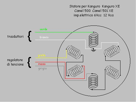 T69 Allumage 500 on stator wiring diagram