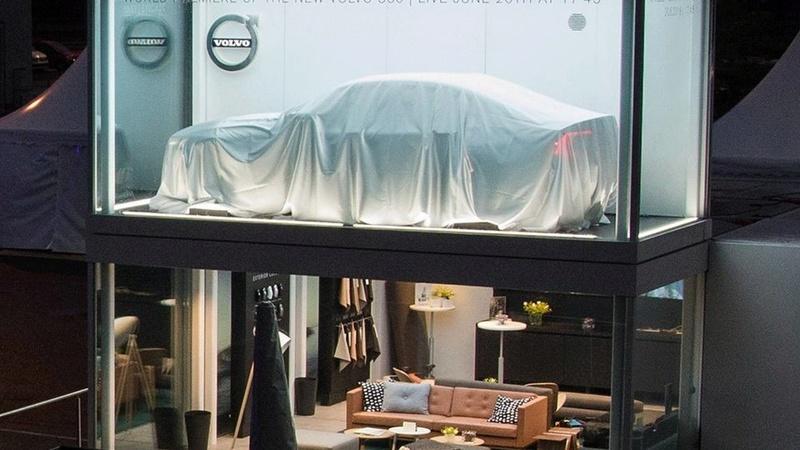 2016 Volvo S60/V60 III 28