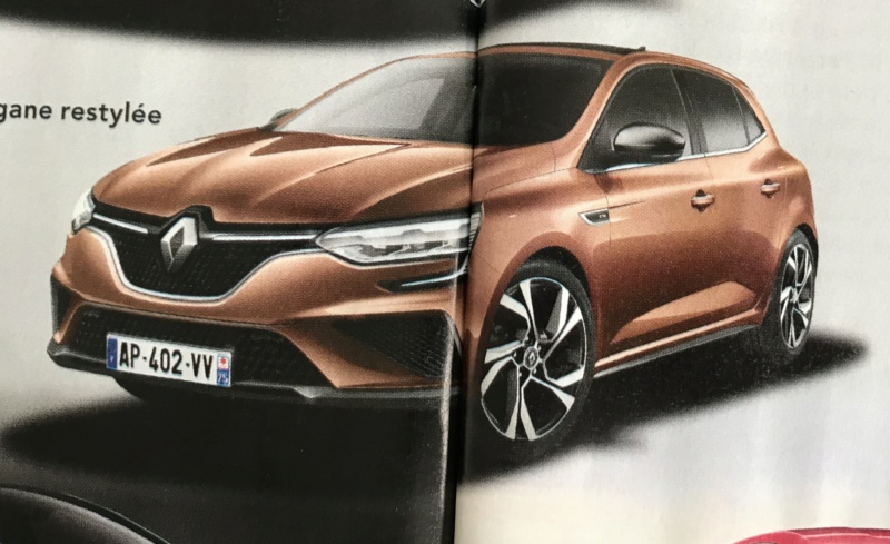 2019 Renault Megane IV phaseII 15