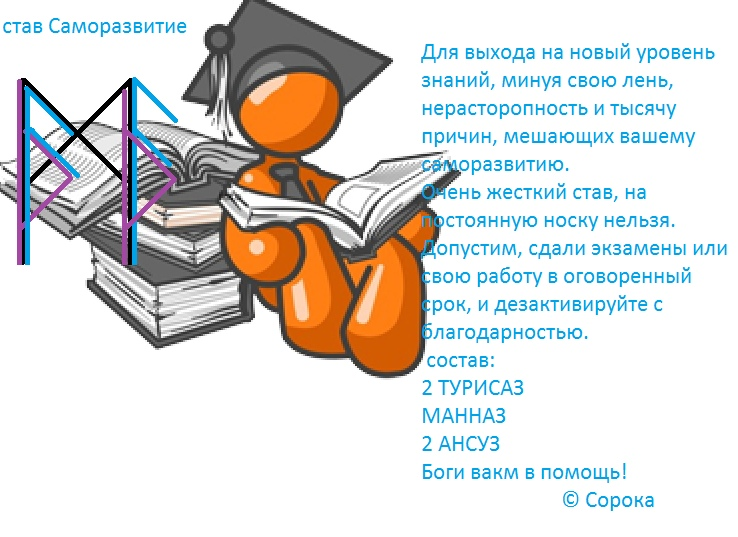 "Став""Саморазвитие""Автор Сорока"